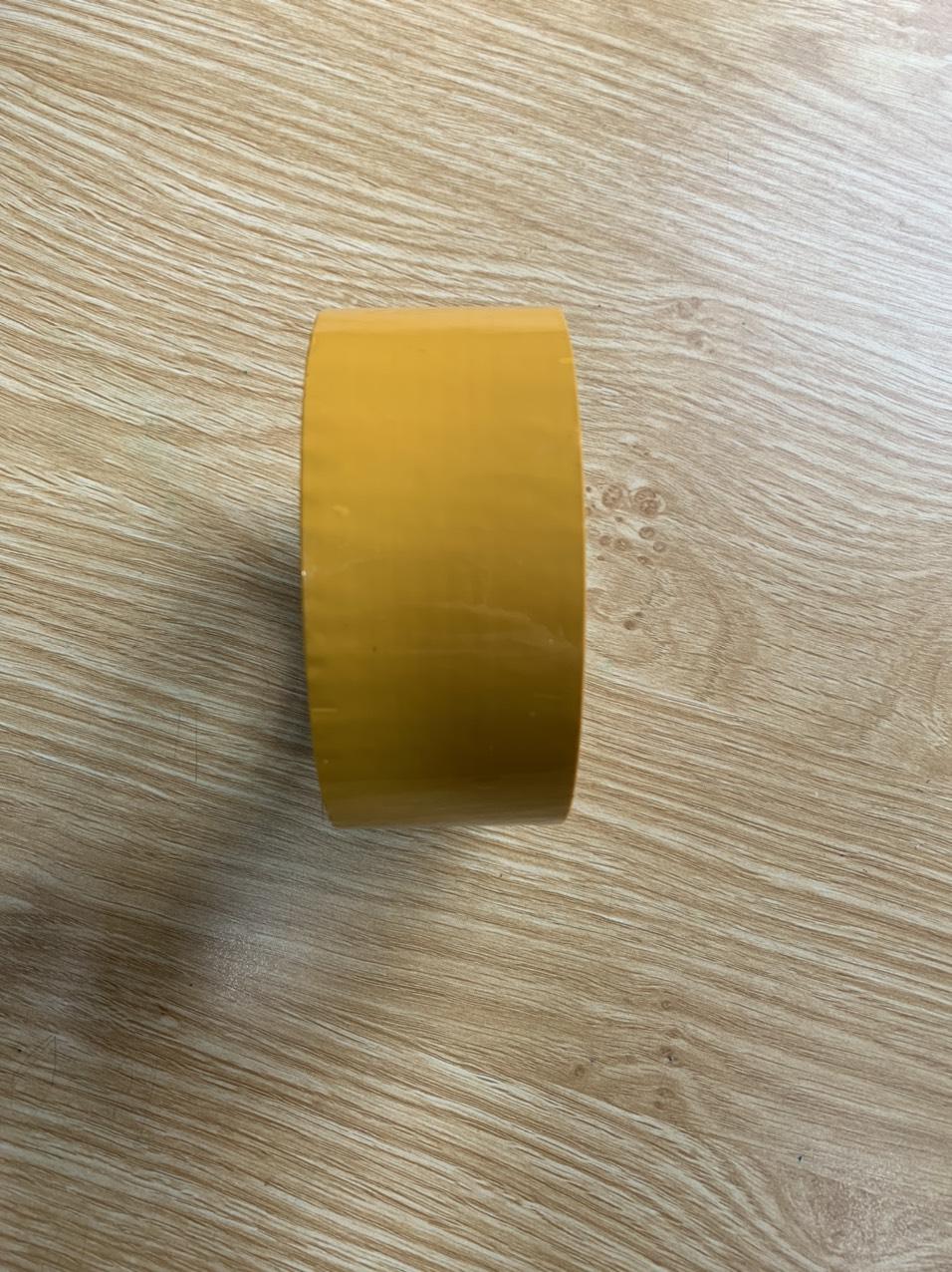 Băng keo dán thùng Vietnam màu vàng, bản rộng 50mm
