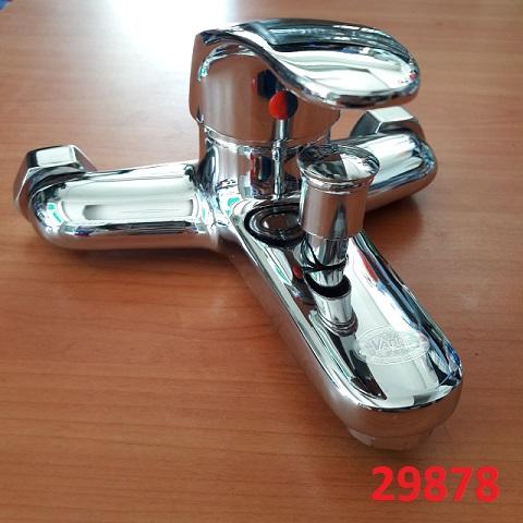 Vòi củ sen nóng lạnh VN-120, inox 304 Vanni Vanni