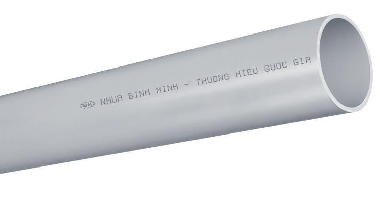 Cây 4m ống phi 90 Bình Minh loại ống PVC cứng, độ dày 2,9mm Nhựa Bình Minh BMPlasco Nhua Binh Minh