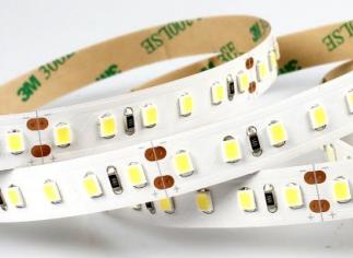 Đèn led dây SMD2835 24VDC 8W/m ánh sáng vàng(3000k) JCVTech, cấp bảo vệ IP20, 120led/m, độ dày 8mm PCB, quy cách 1 cuộn 5m JCVTECH