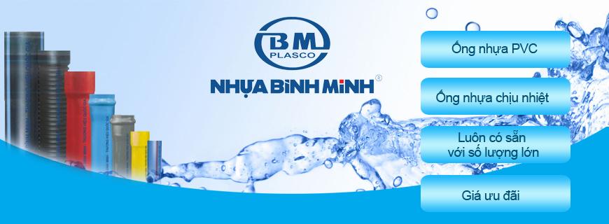 Ống nhựa Bình Minh