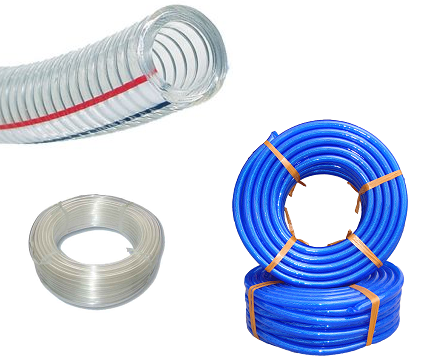 Ống nhựa mềm và phụ kiện