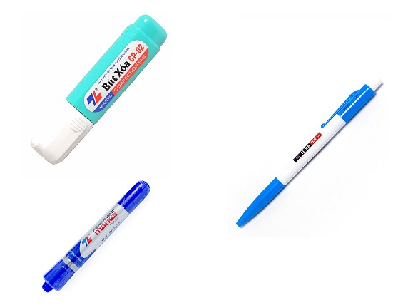 Các loại bút viết