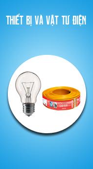 Thiết bị và vật tư điện