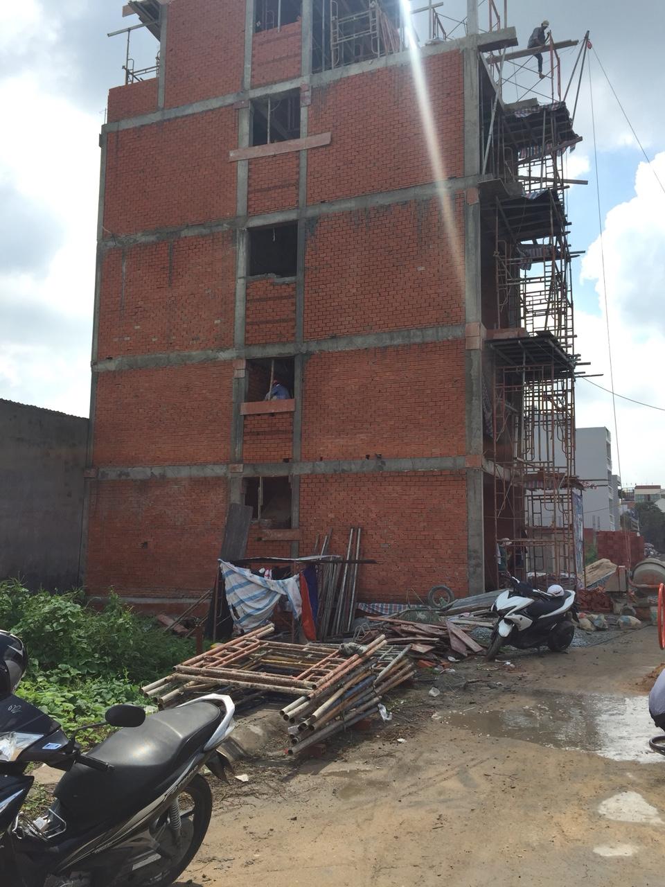 Cung cấp điện nước tại đường Hà Huy Giáp